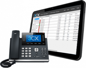 3CX Phone System IP Based PBX