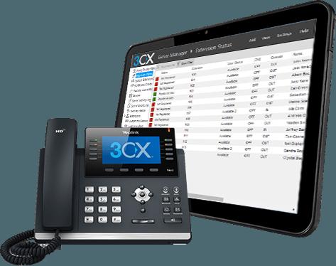 3CX Phone System   Noble Concept Design